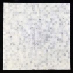 "Hon/Pol Blend Grey Eastern Wht Mosaic 3/8""x3/8"" - No Joint"