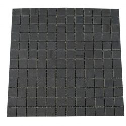 """Polished Absolute Black 7/8""""x7/8"""""""
