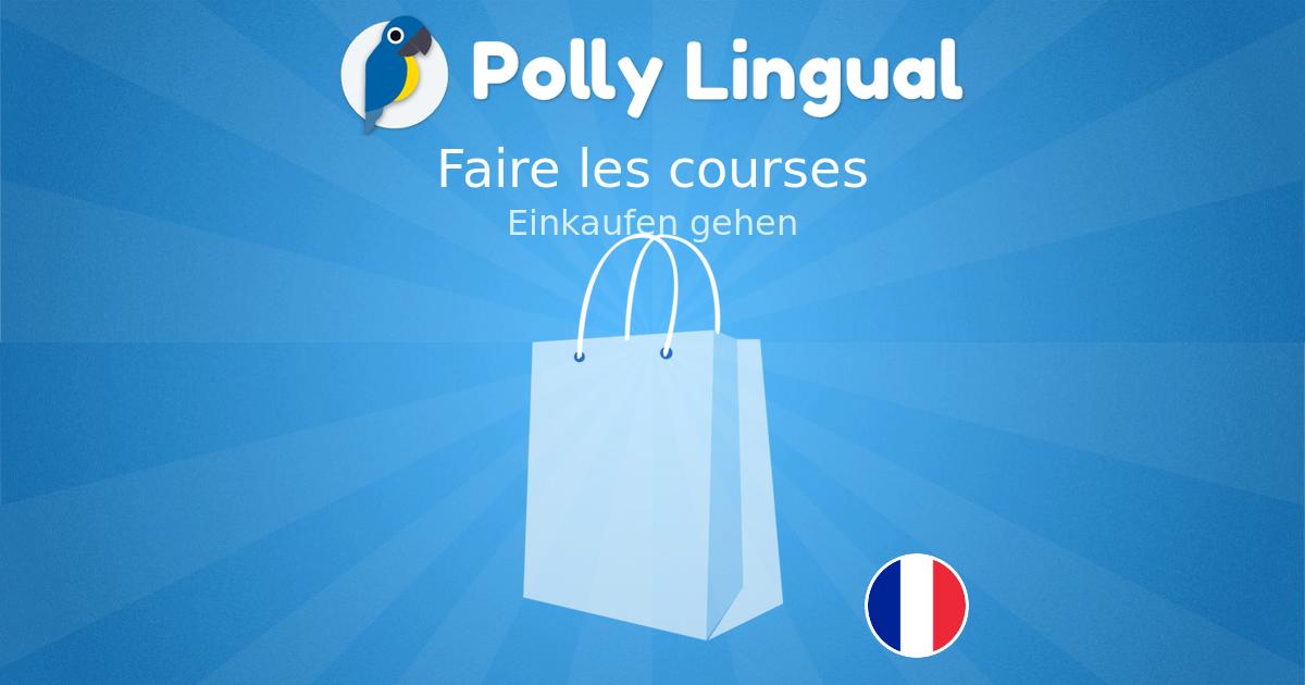 Gehen Französisch