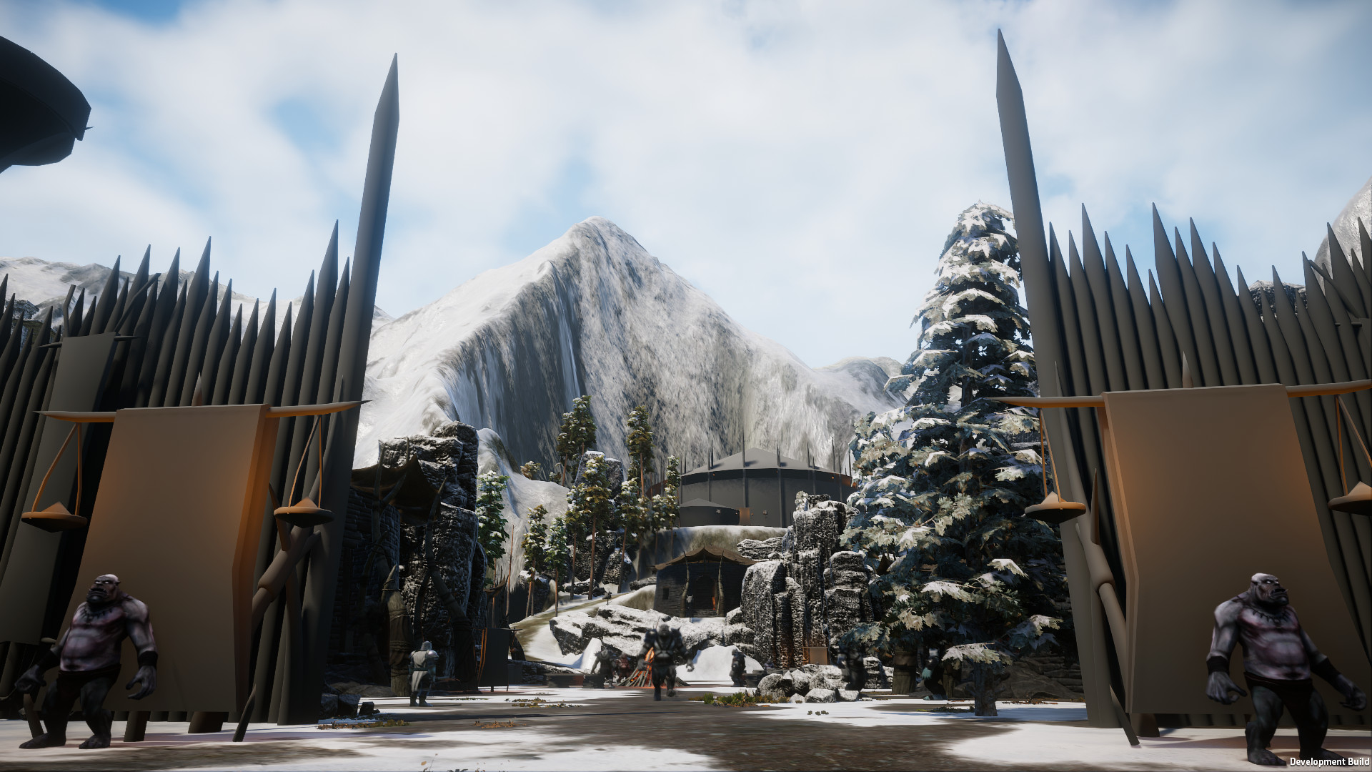 Avendyr's Pass