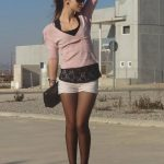 Pantyhose And Shorts Compilation 2