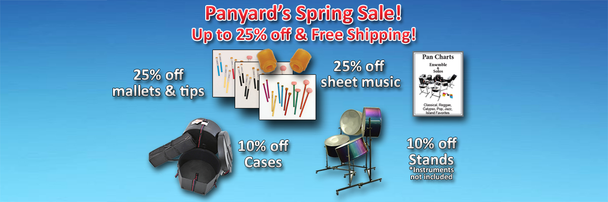 Panyards Spring Sale