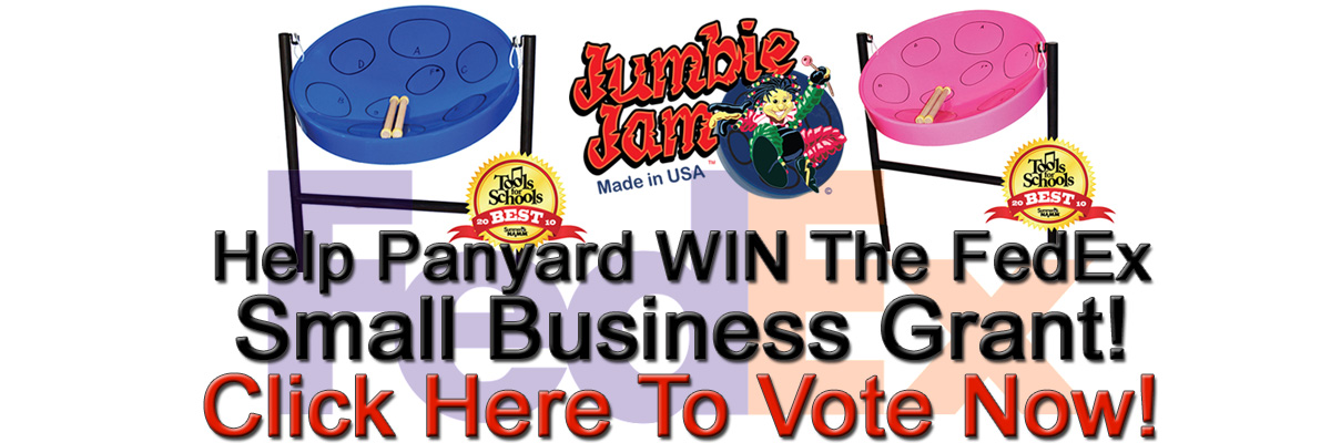 Vote For Panyard In The FedEx Small Business Grant Contest