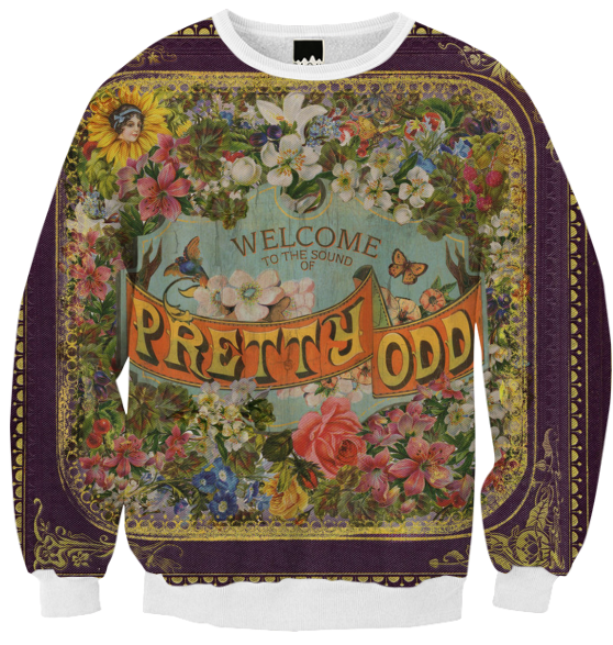 Pictures Of Panic At The Disco Pretty Odd Sweatshirt Kidskunstinfo