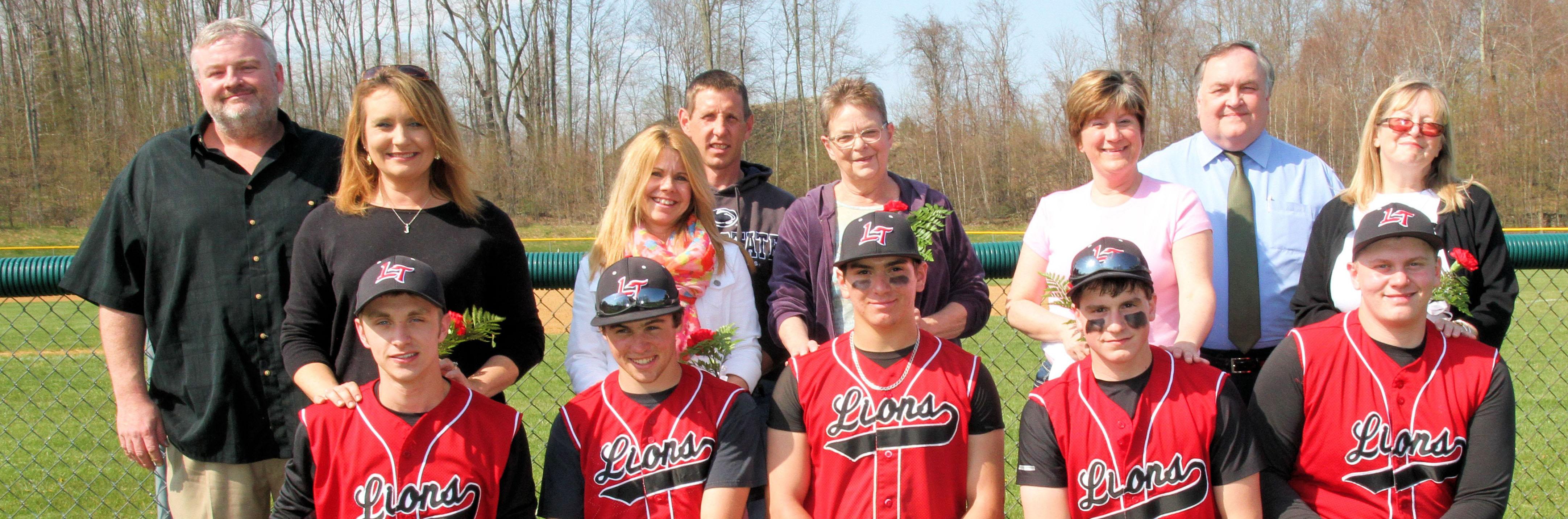 LT Baseball Parents