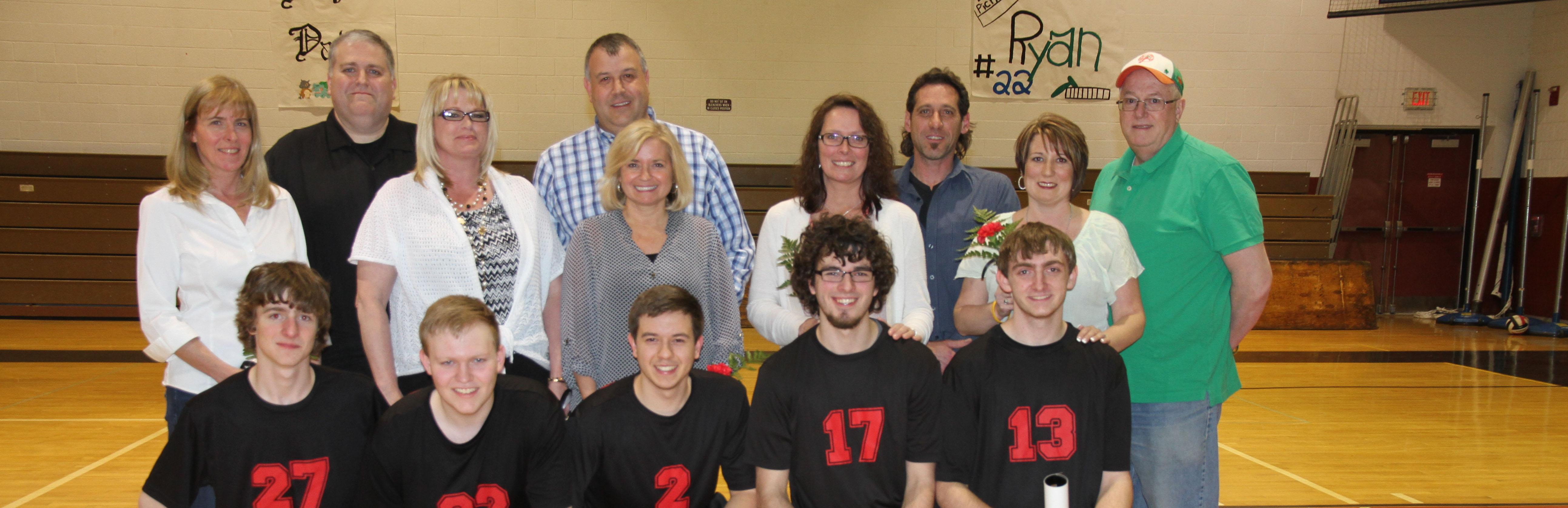 LT Boys Volleyball Parents