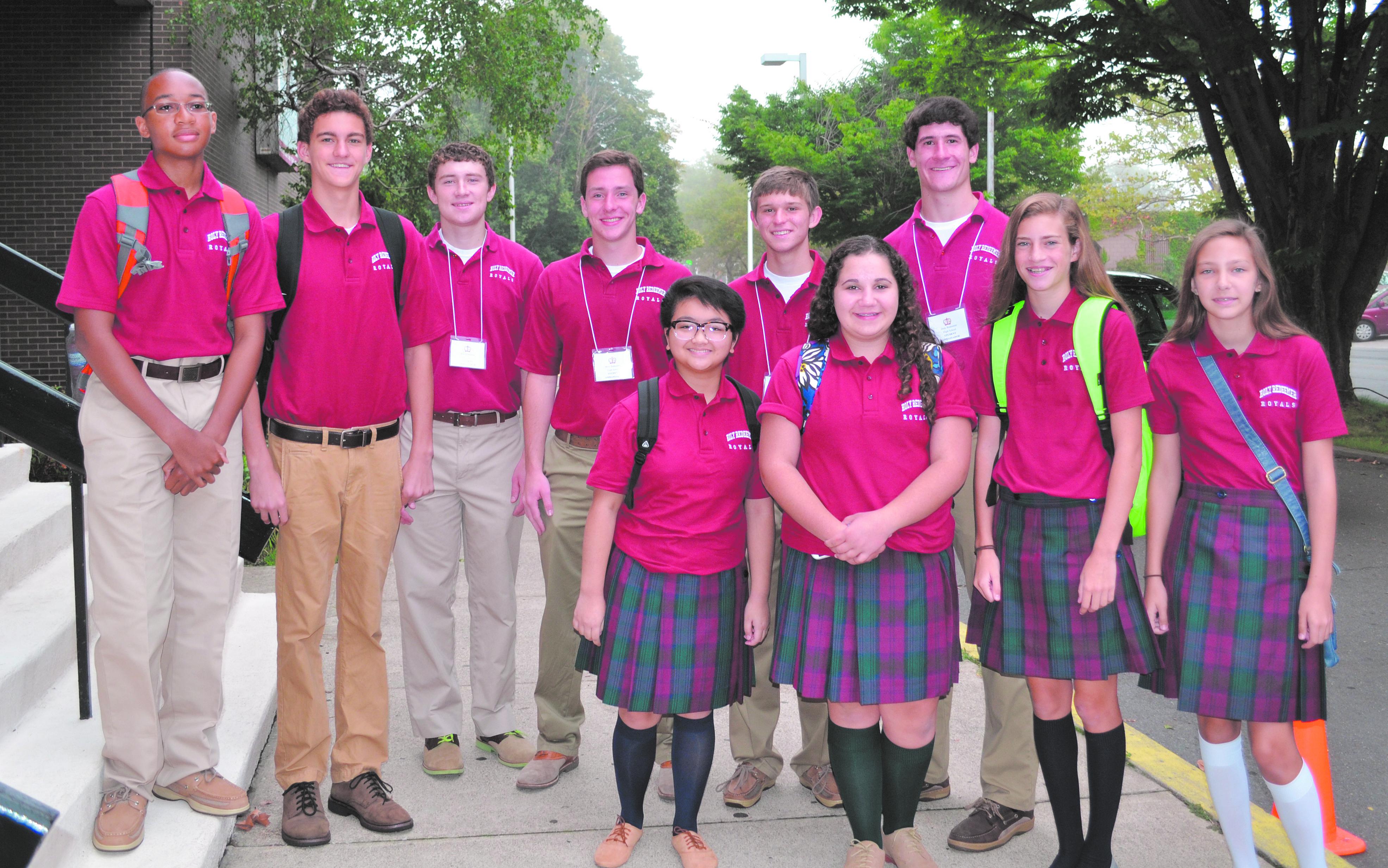 SLC with freshmen