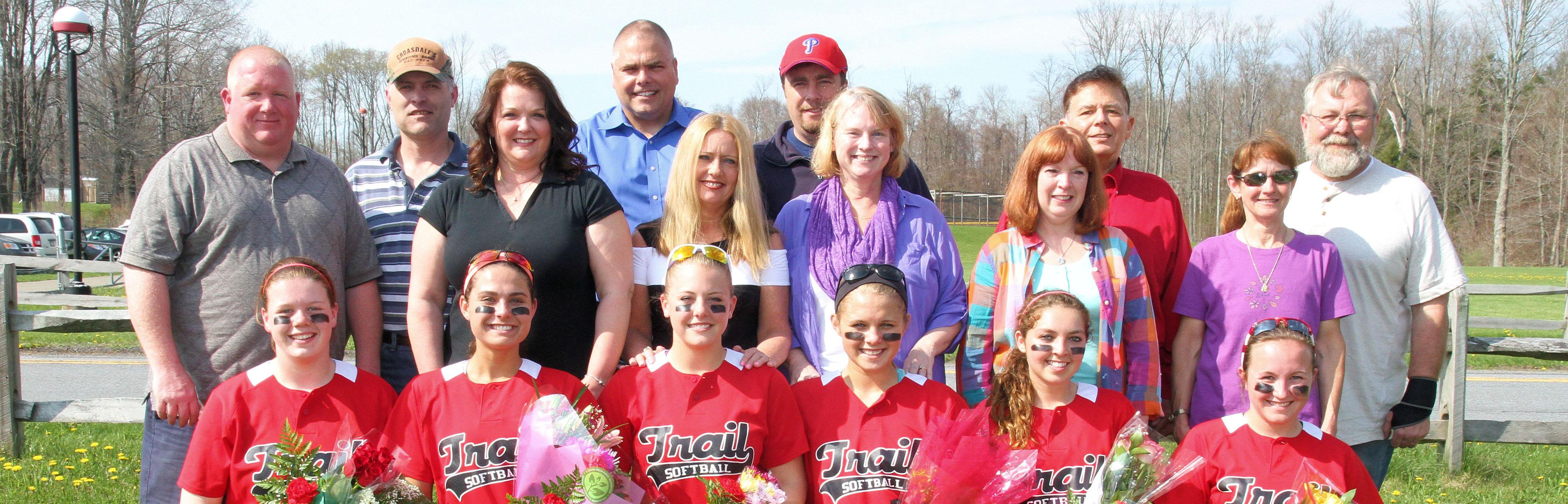 Trail softball Parents