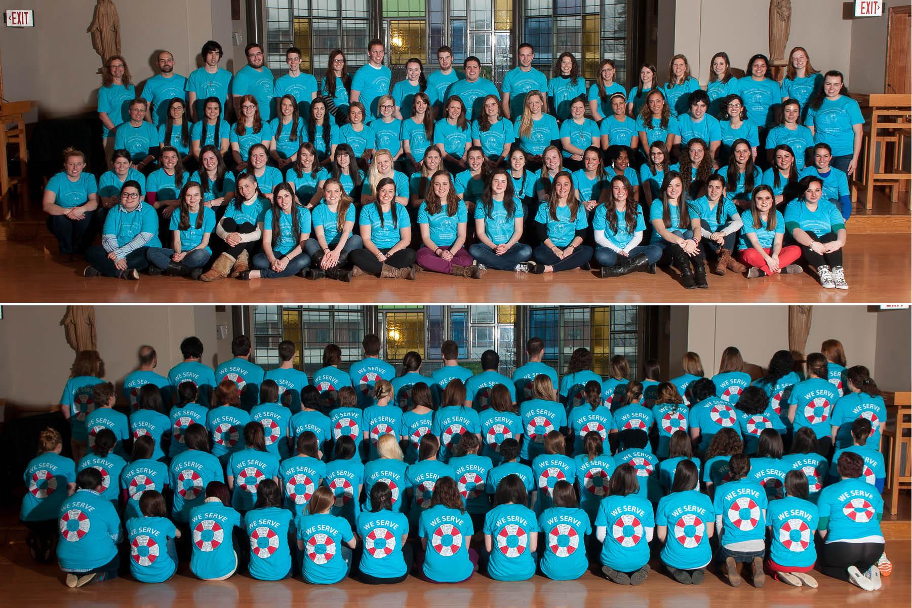 Volunteer Students