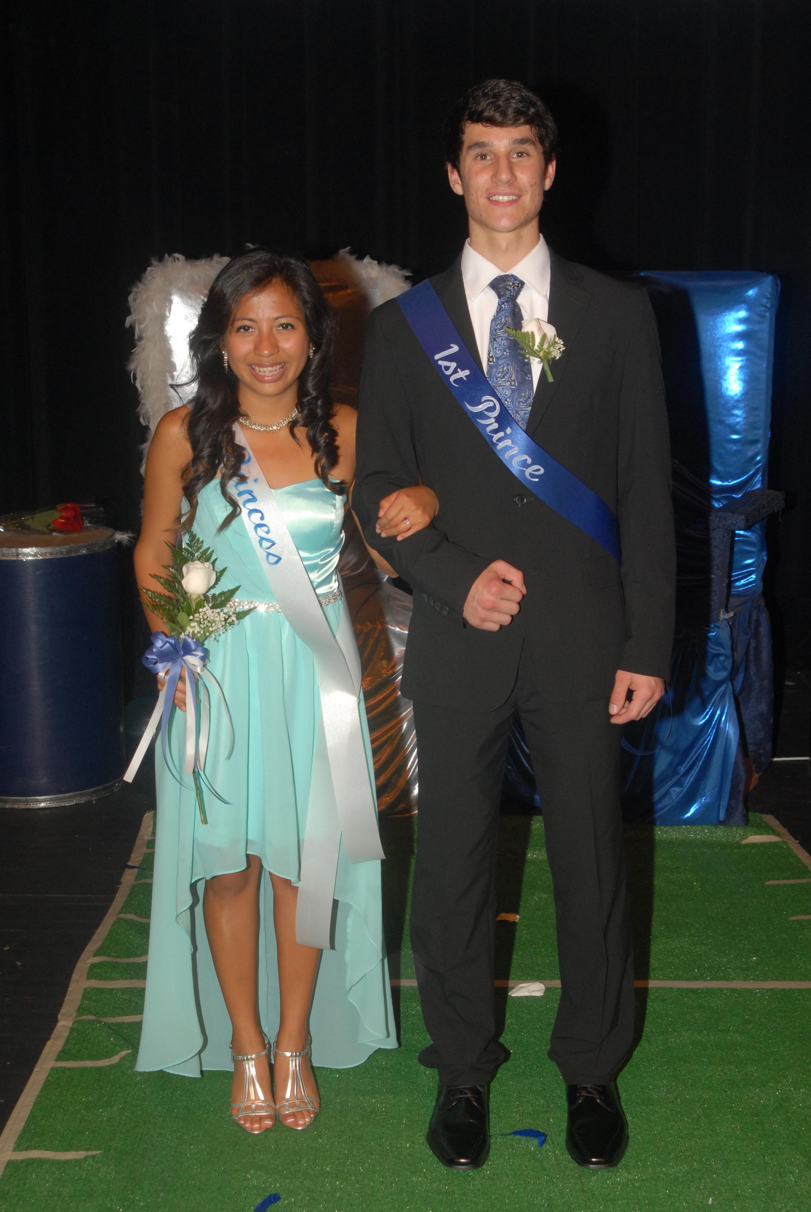 2-First Princess & Prince