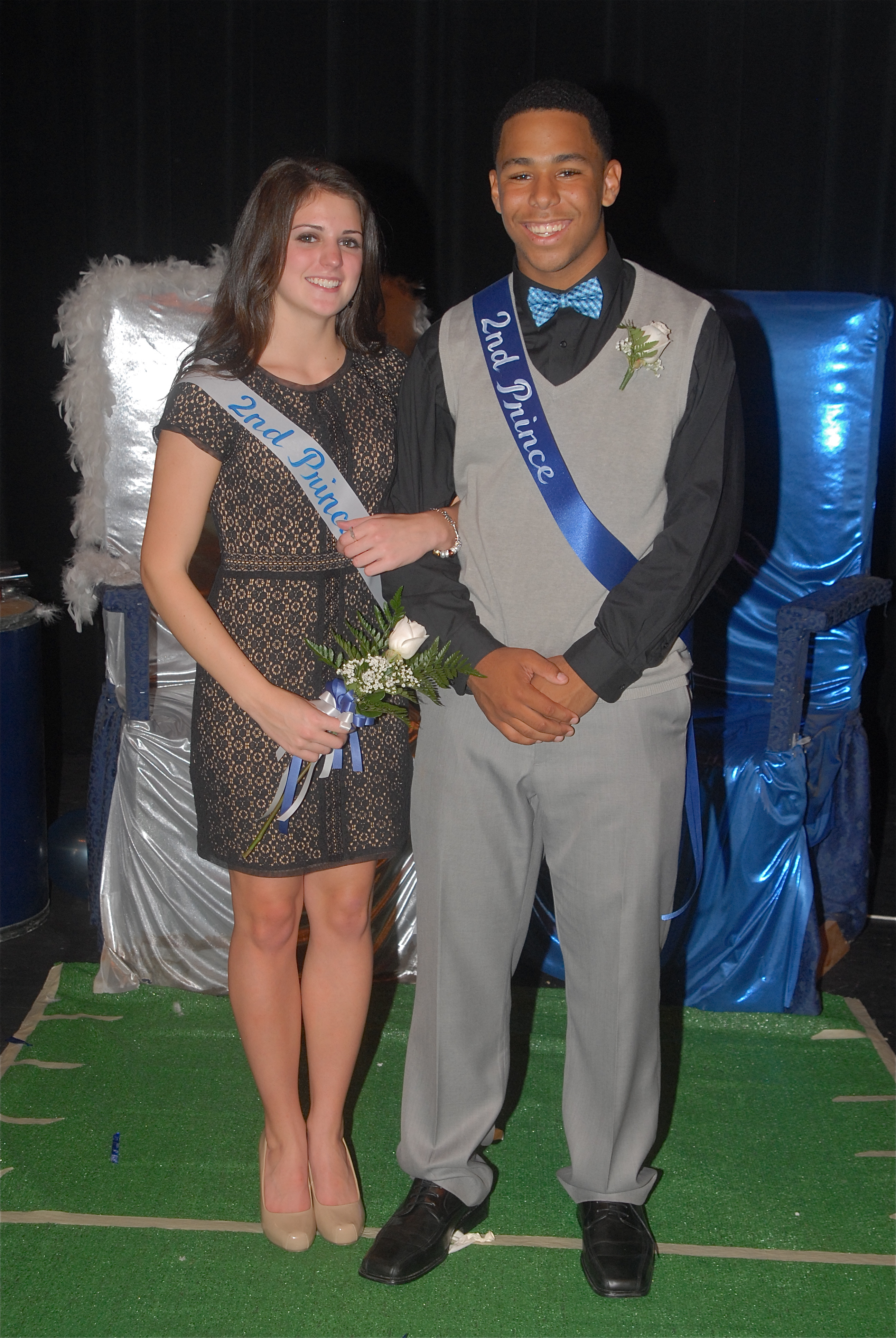 3-Second Princess & Prince