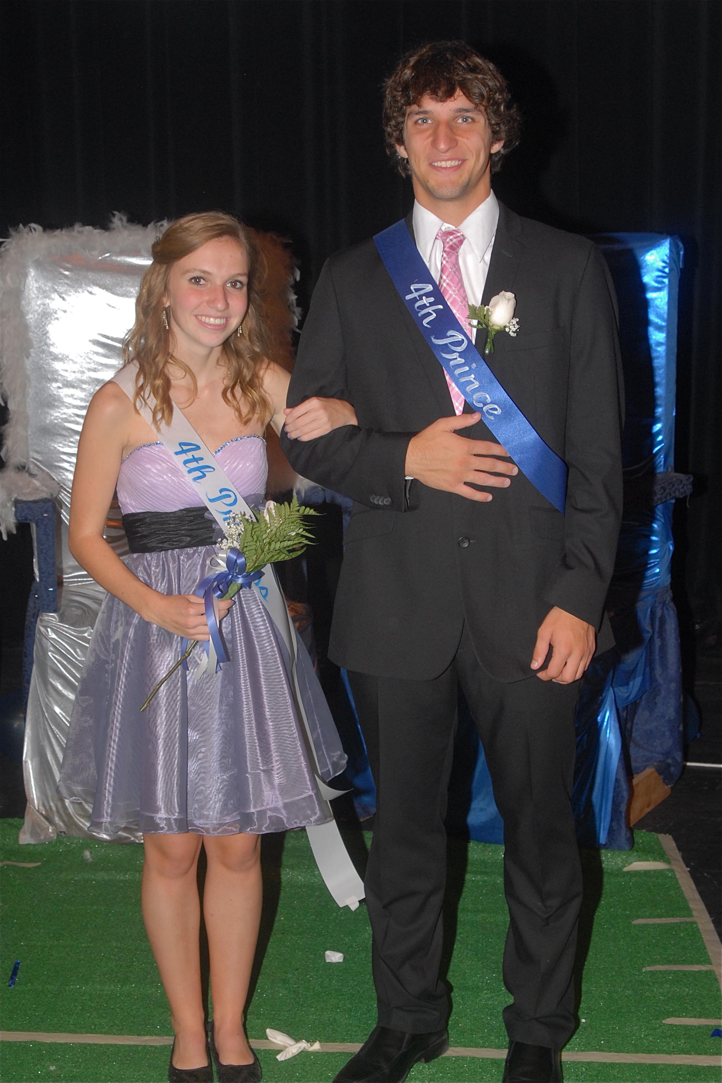 5-Fourth Princess & Prince