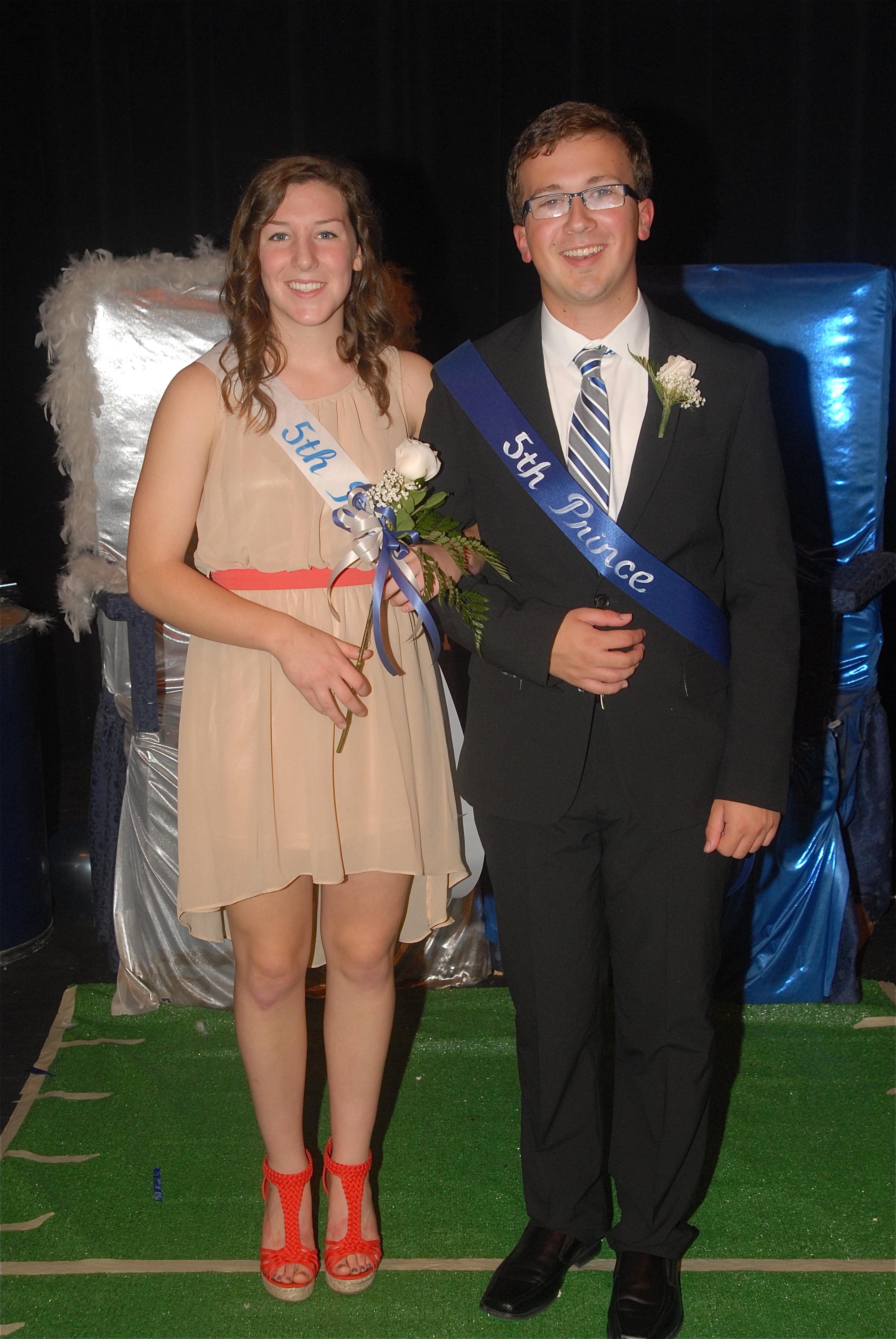 6-Fifth Princess & Prince