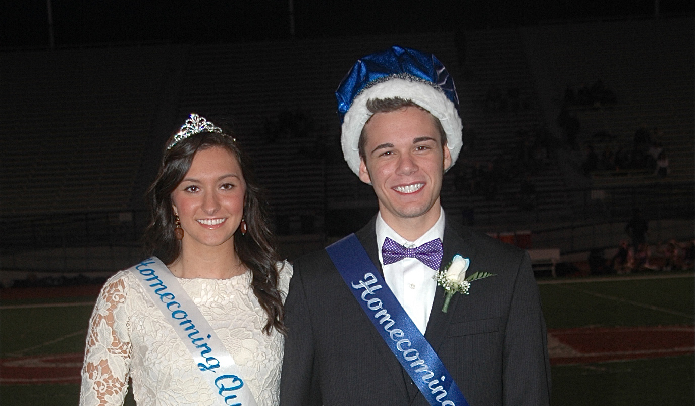 7-Homecoming Queen & King