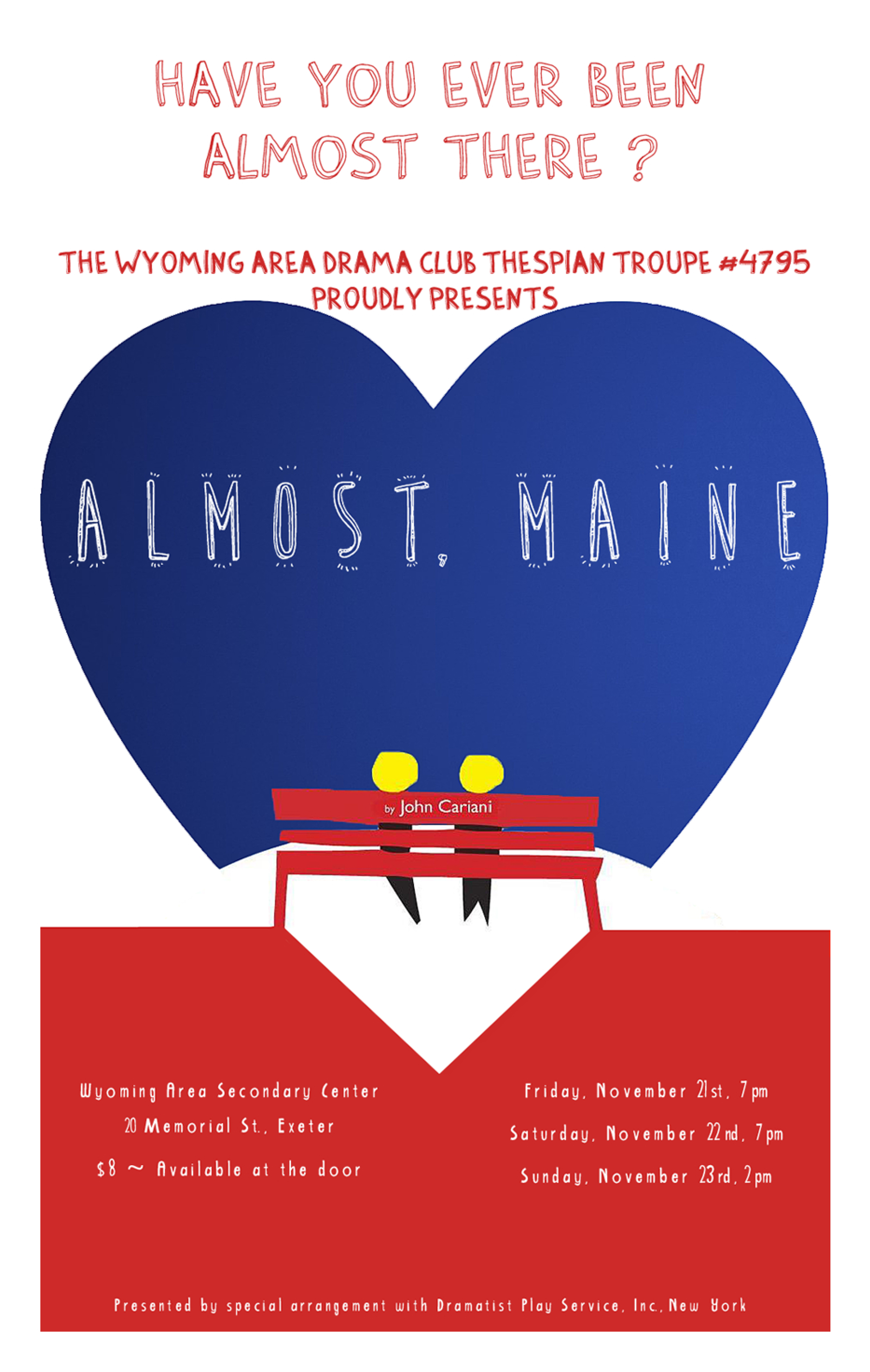 ALMOST,MAINE