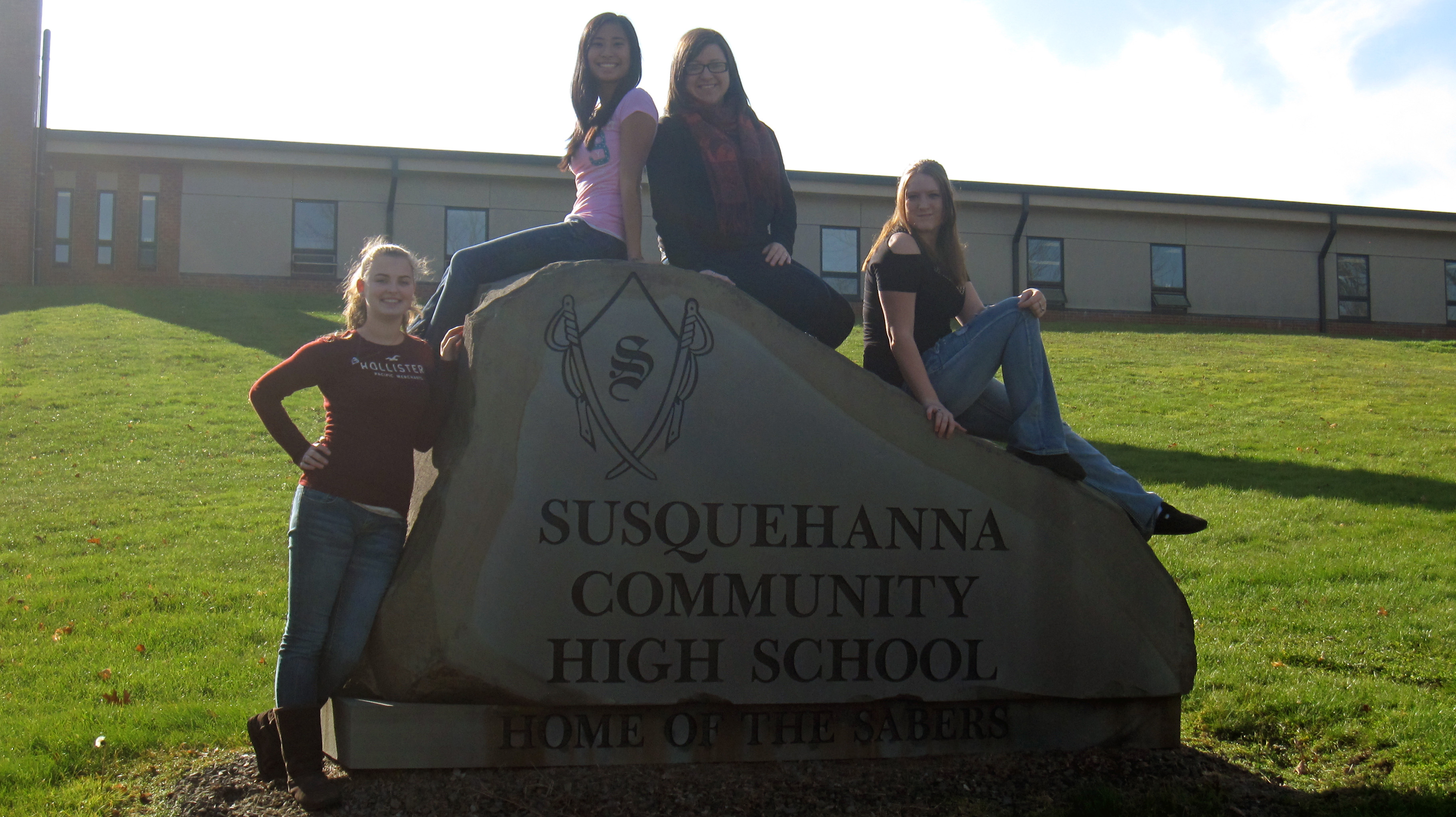 SCHS Senior Class Officers