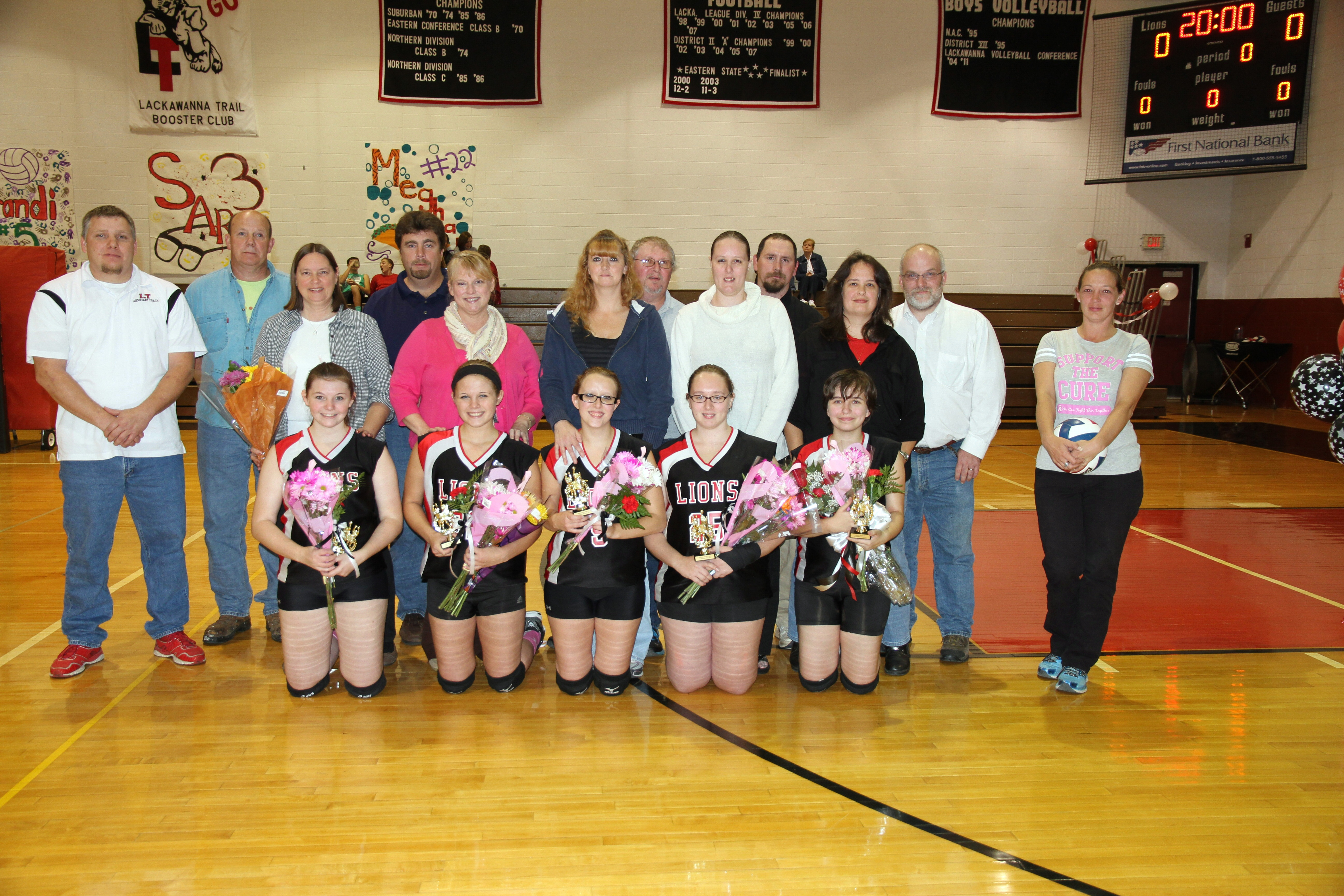Trail Girls Volleyball Parents