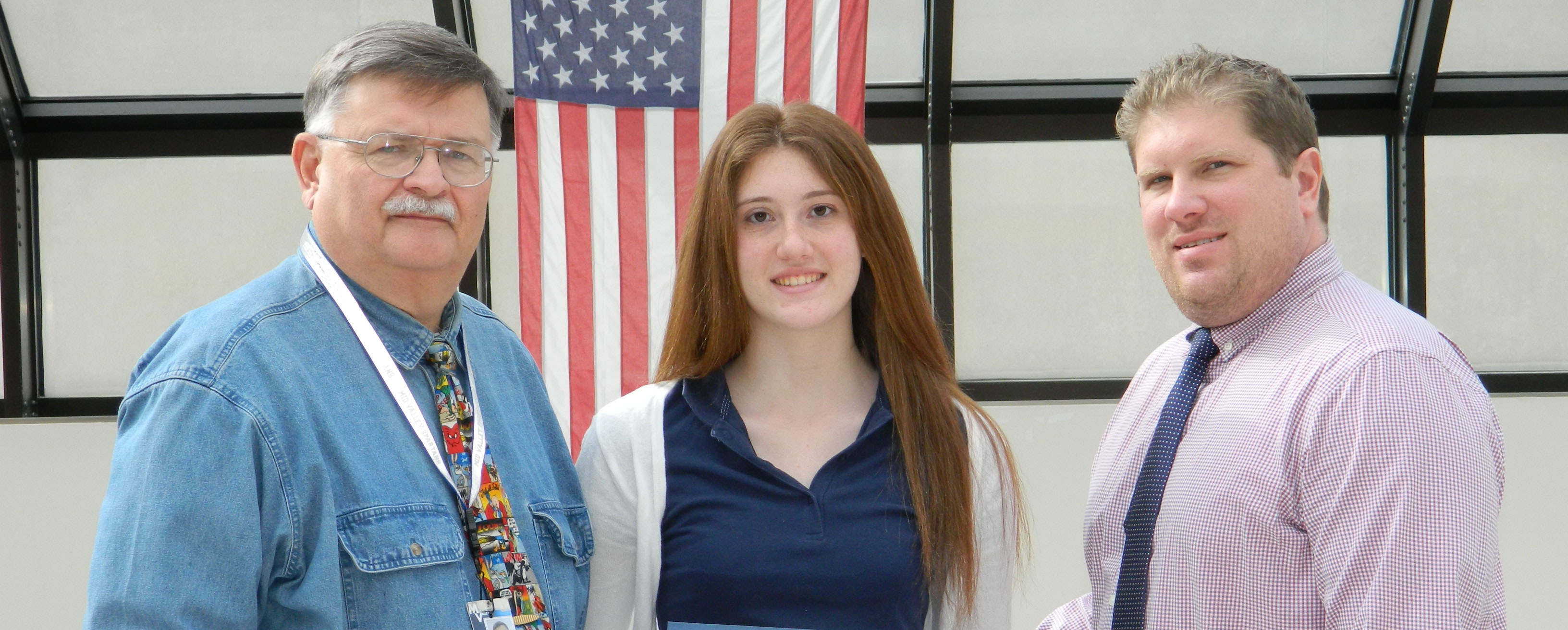 Mid Valley Student of the Month (January)Delaney