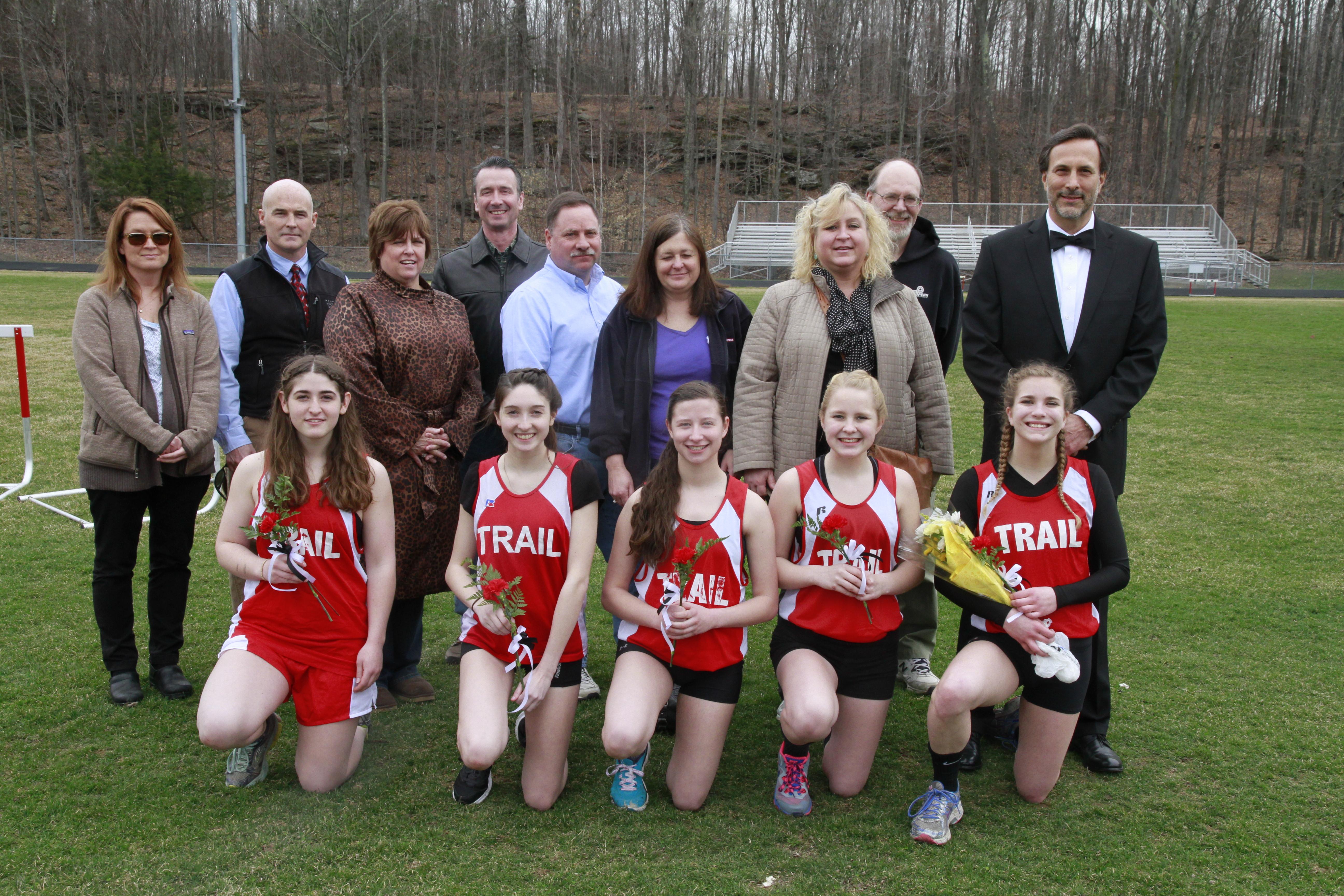 LT Track senior girls