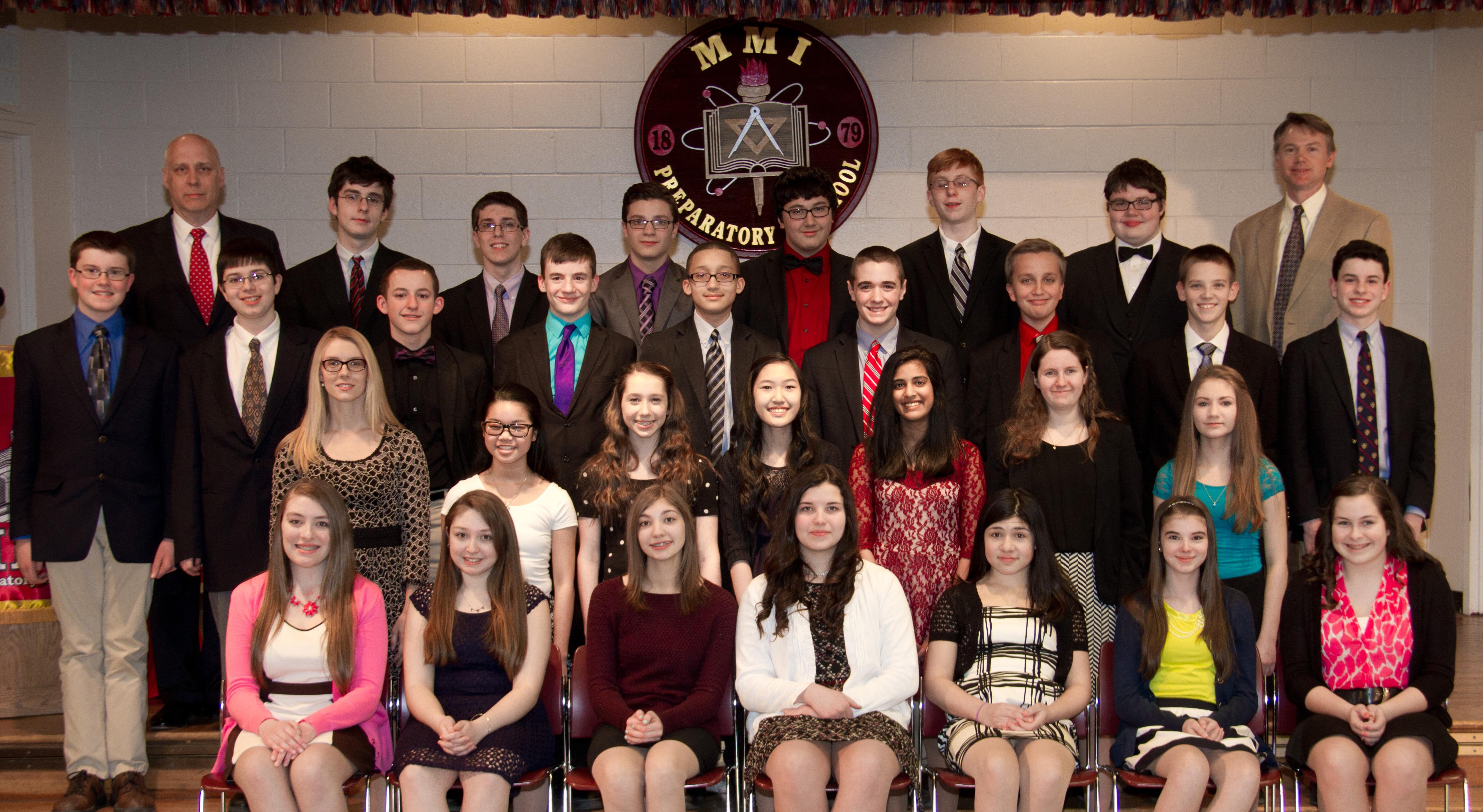 MMI Junior National Honor 2015-7626