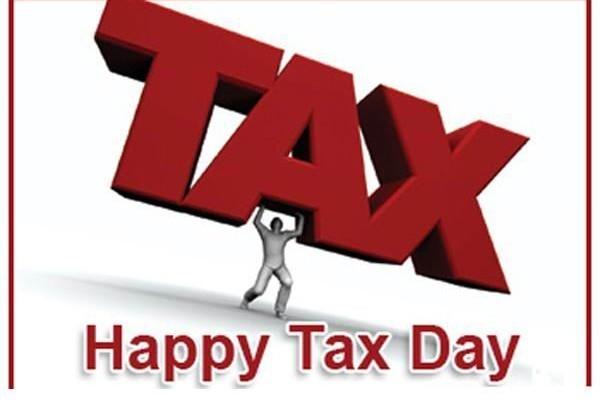 income tax term paper