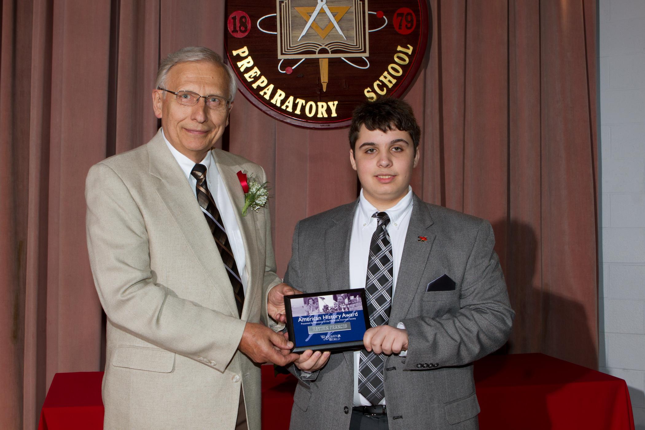 MMI Woodman Award