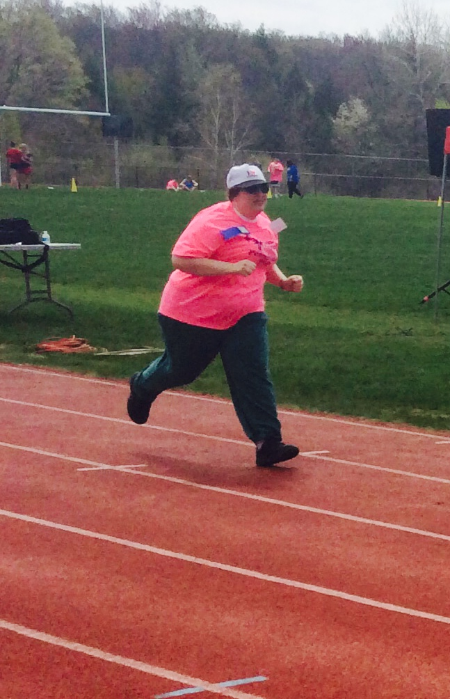 Special Olympics Amy Thubborn (1)
