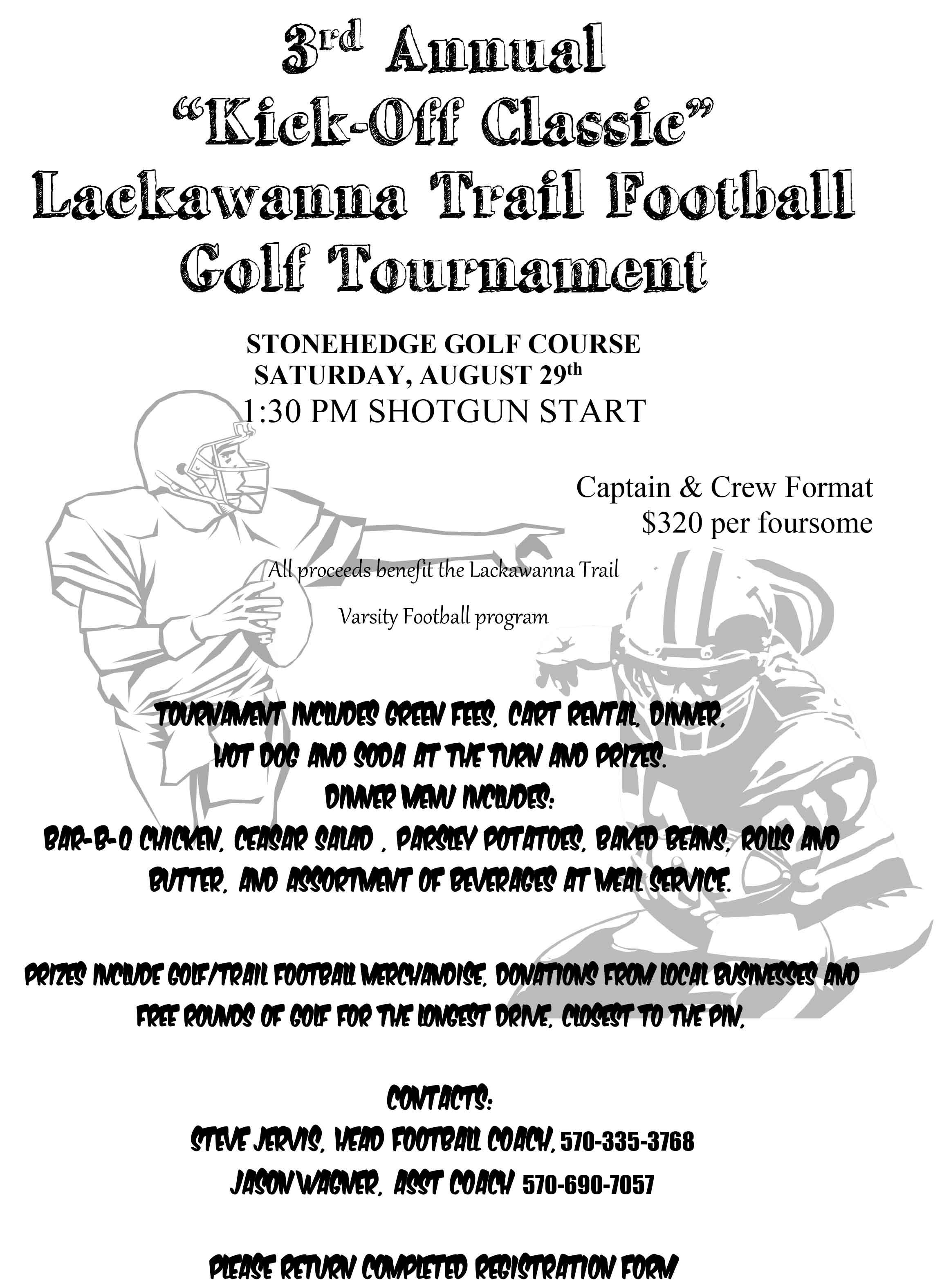 Microsoft Word - LT Golf Tournament Flyer