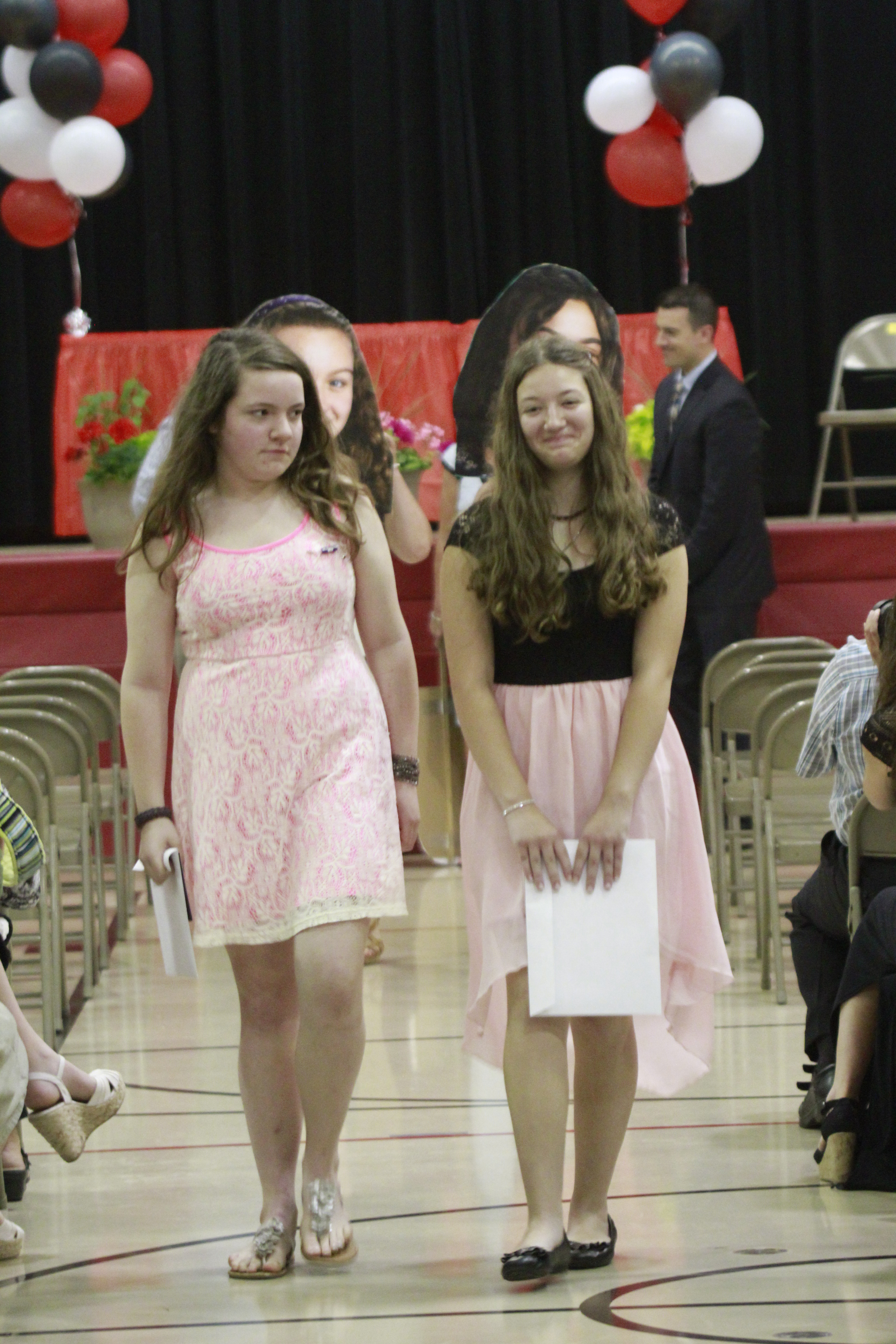 Lackawanna Trail Sixth Grade Students Were Honored At Their Graduation Recognition Ceremony