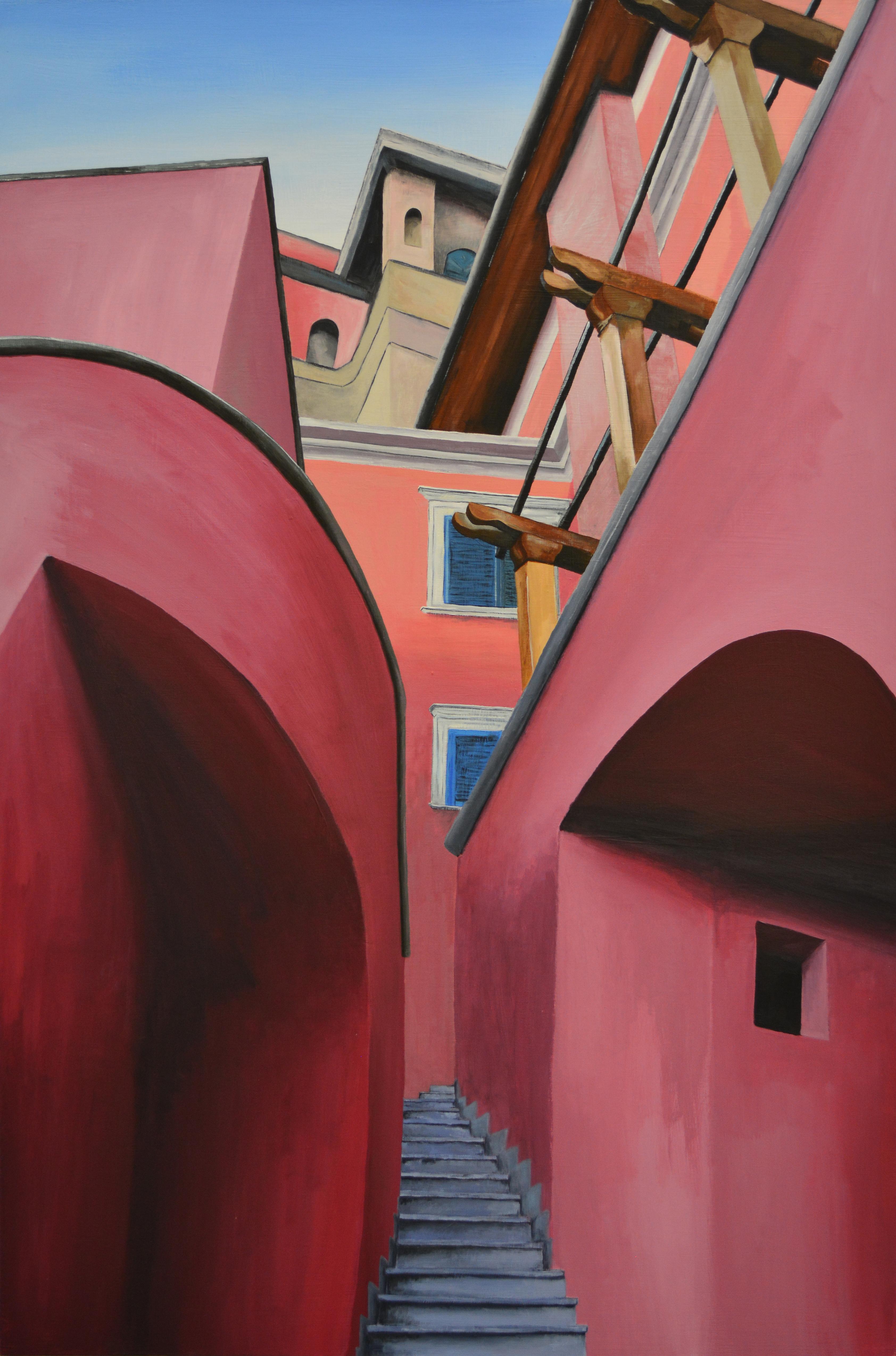 Holler-Staircase in Sorrento(1)
