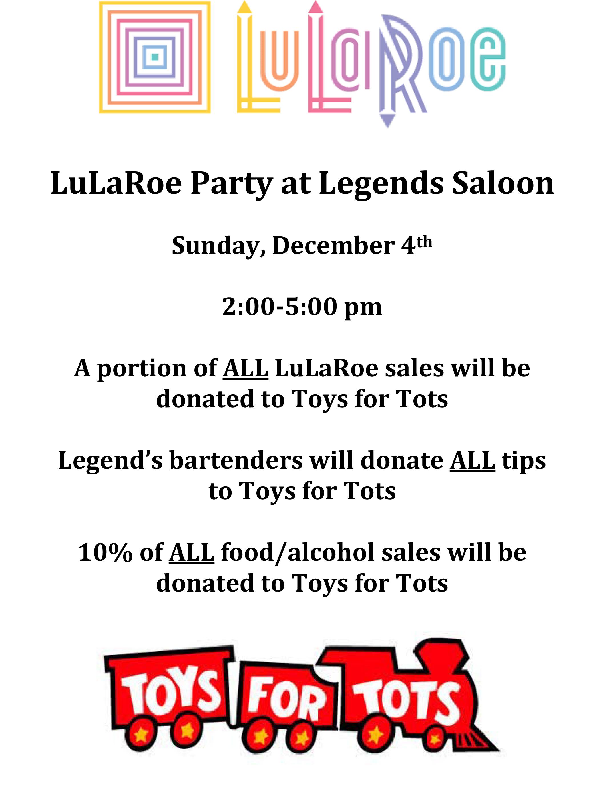 Microsoft Word - LuLaRoe.toysfortots.party