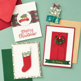 Virtual Workshop: Holiday Card Making