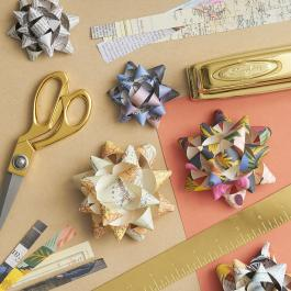 Virtual Workshop: DIY Upcycled Bows