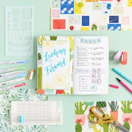 Virtual Workshop: Fresh Start Creative Journaling