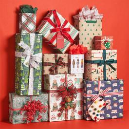 Virtual Workshop: Holiday Gift Wrapping