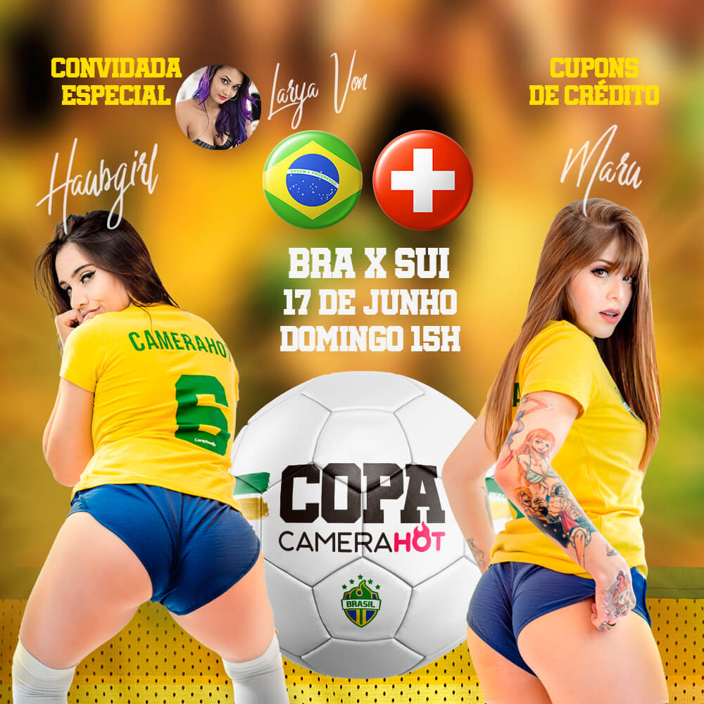 copa do mundo no camerahot