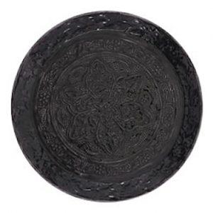 Koristevati 42 cm Musta