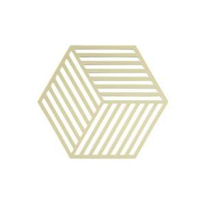 Bordsunderlägg Hexagon Silikon