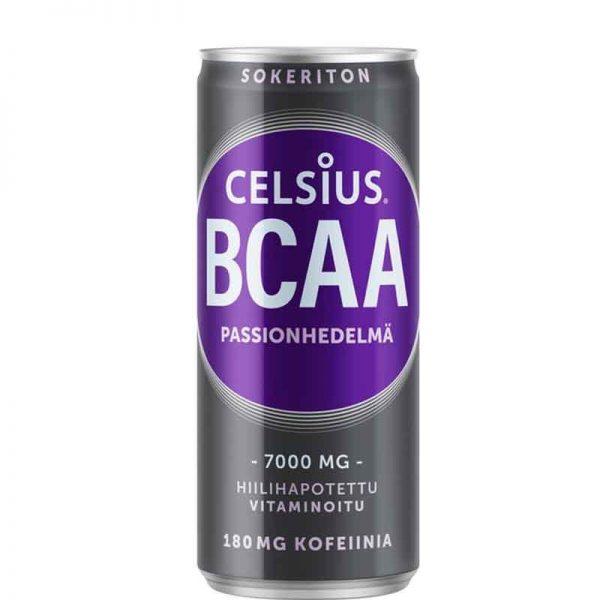 Celsius-juoma BCAA Passionhedelmä - 60% alennus