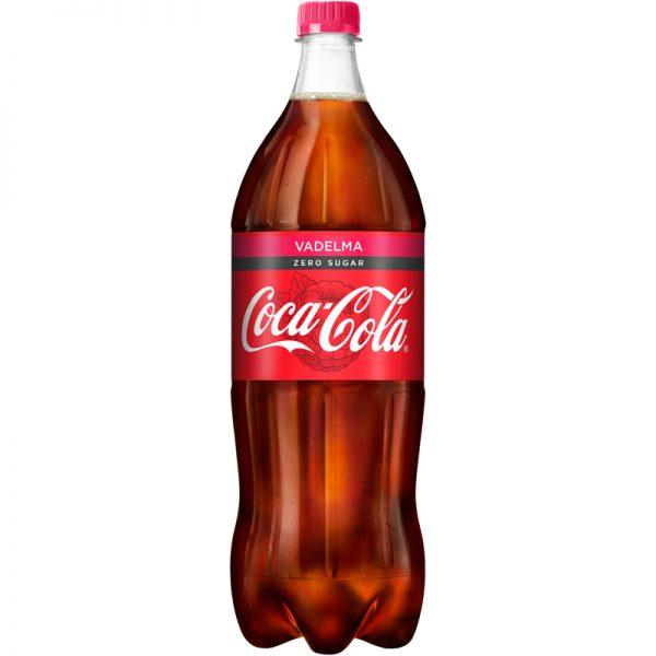 Coca Cola Vadelma - 53% alennus