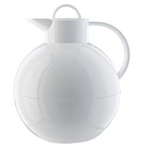 Kulan Termoskannu 0.94 L Valkoinen Kiiltävä