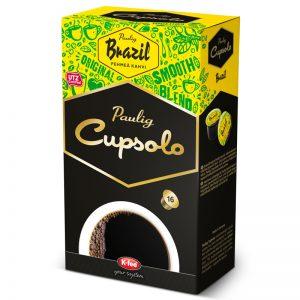 Brazil Cupsolo Kahvikapselit - 40% alennus