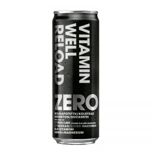 Vitamin Well Zero Reload - 48% alennus