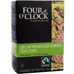 Luomu Vihreä Chai - 36% alennus
