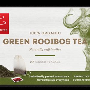 Luomu Vihreä Rooibos Tee 40g - 33% alennus