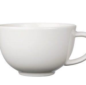 24h Kahvikuppi 26 cl, Valkoinen