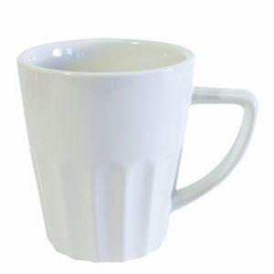 Muki kahvalla ARMY Valkoinen 9 cl