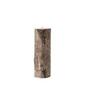 Kynttilä 'Koivu' 7x20 cm