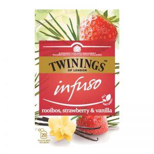 """Tee """"Strawberry & Vanilla"""" 20kpl - 34% alennus"""