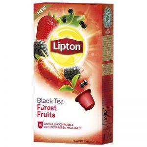 """Teekapselit """"Forest Fruit"""" 10 kpl - 72% alennus"""